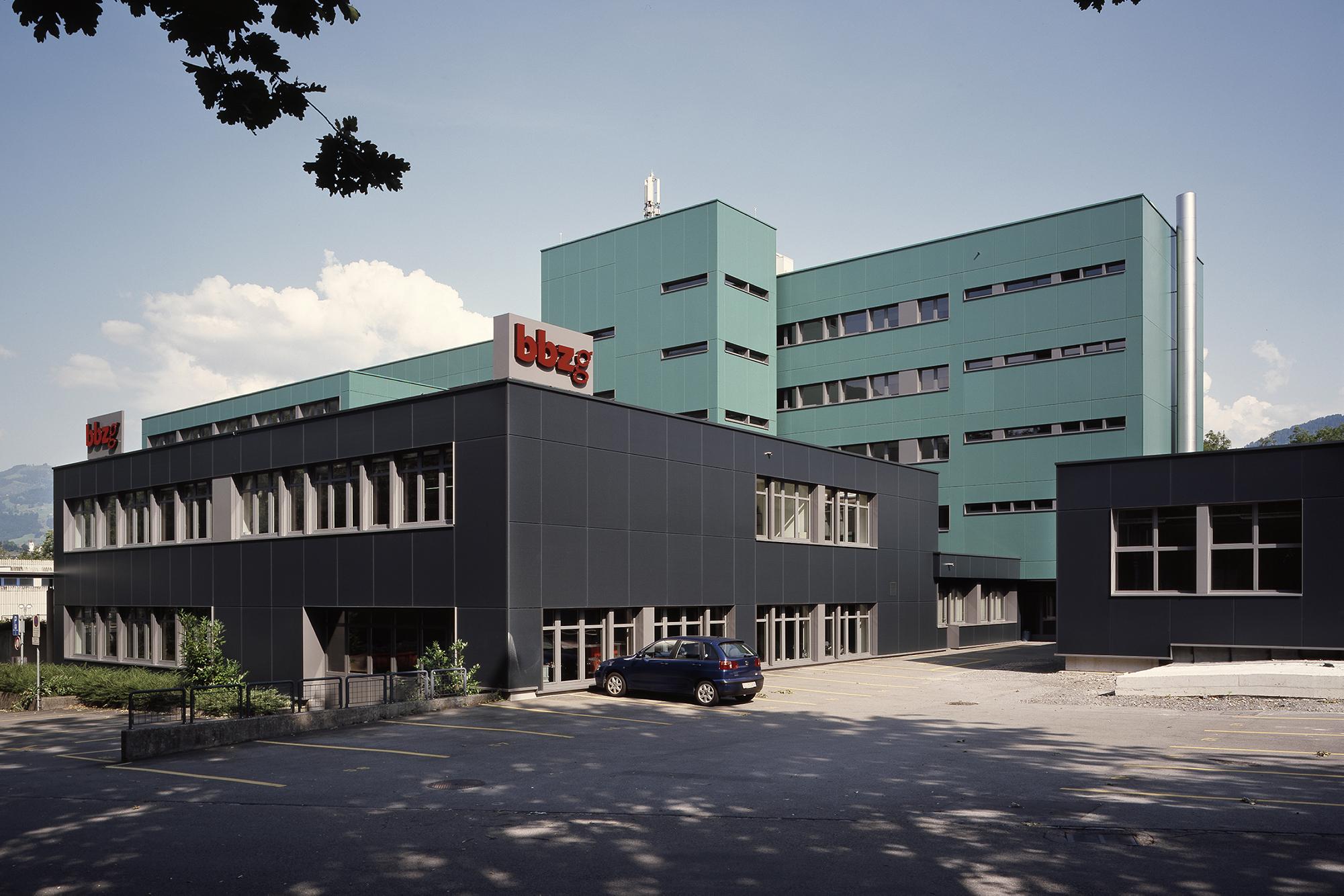 6410 Goldau Umbau Anbau hwp Architekten Bildungsgebaeude